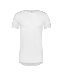 T-Shirt Ronde Hals Dry Comfort Wit 6-pack